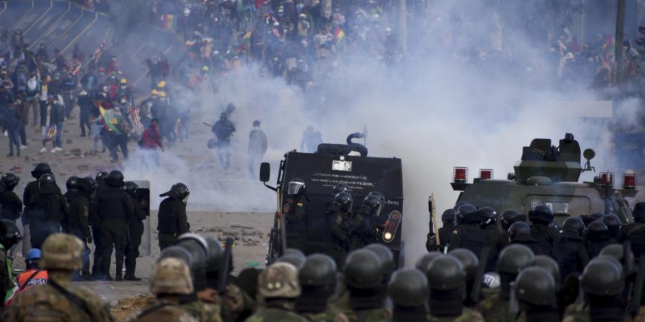 Condena Evo enfrentamientos que cobraron 5 vidas en Cochabamba