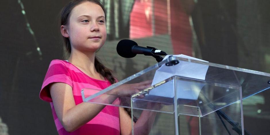 ¿Un Nobel de la Paz para Greta Thunberg?