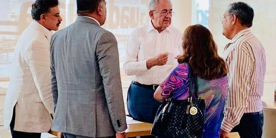 Trabaja Gobierno para resolver conflicto con ejidatarios del aeropuerto de Guadalajara