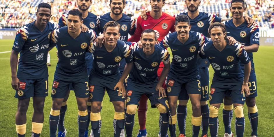 ¡Otra baja para el América! Uno de sus delanteros se va al Zacatepec