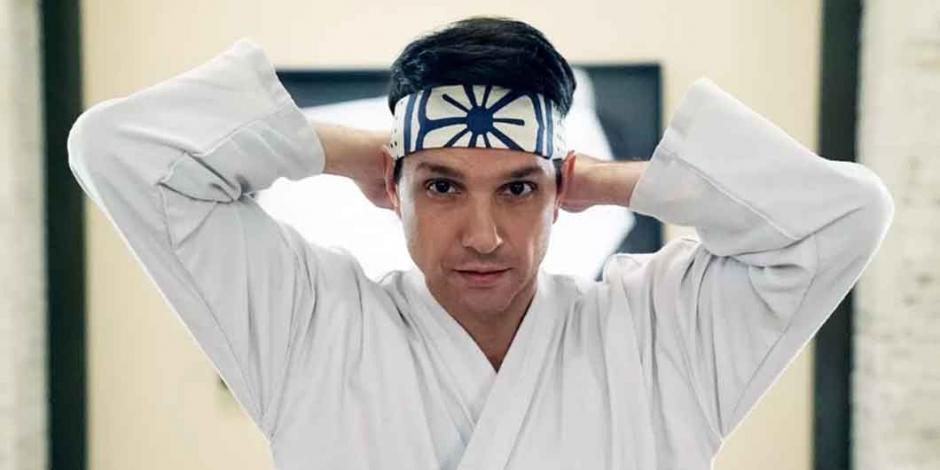 """Ralph Macchio revive el legado de """"Karate Kid"""""""