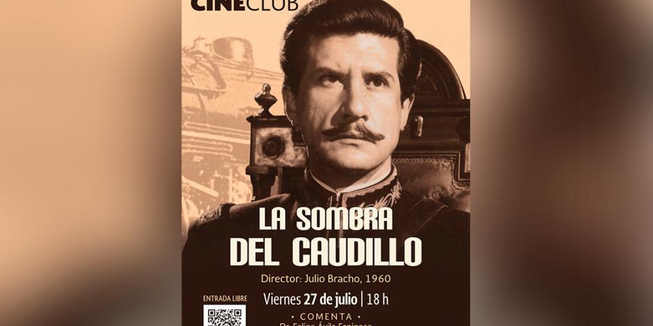 Martín Luis Guzmán: el cine de la revolución