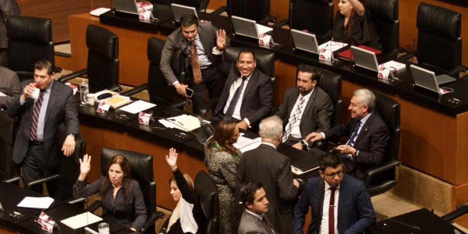 Senado rechaza cualquier intromisión de EU en México
