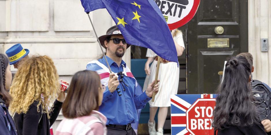 En vilo, 3.6 millones de europeos por el Brexit
