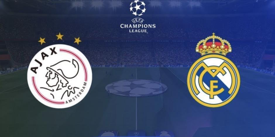 Ajax vs Real Madrid: Previo y dónde ver, 8vos de final, Champions League