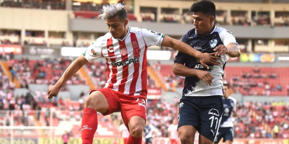 El Monterrey sufre de más, pero avanza a las semifinales