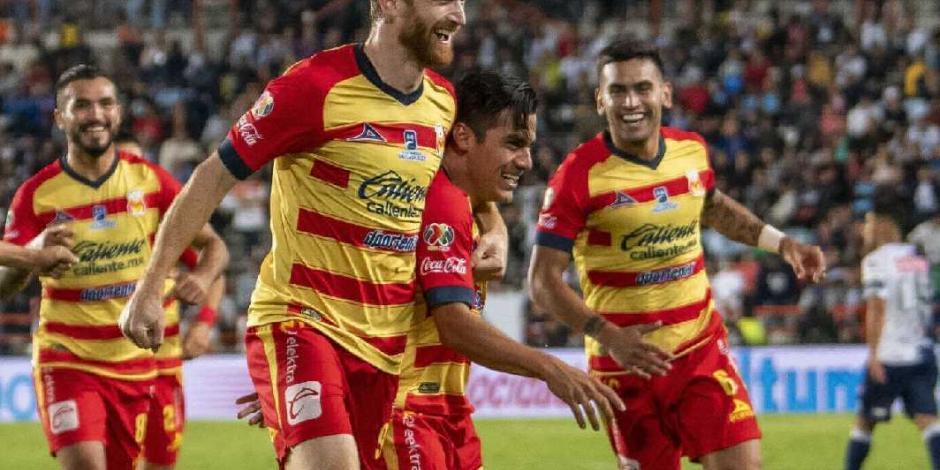 Con gol más rápido del AP19, Monarcas vence a Puebla (VIDEO)