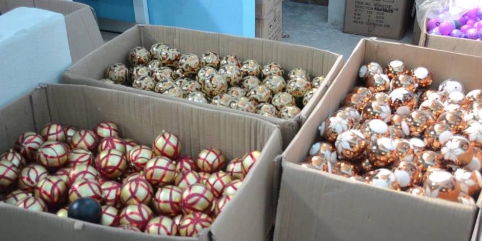 Productores de esferas defienden su mercado