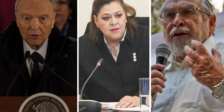 Senado aprueba y envía al Ejecutivo lista de 10 aspirantes a fiscal