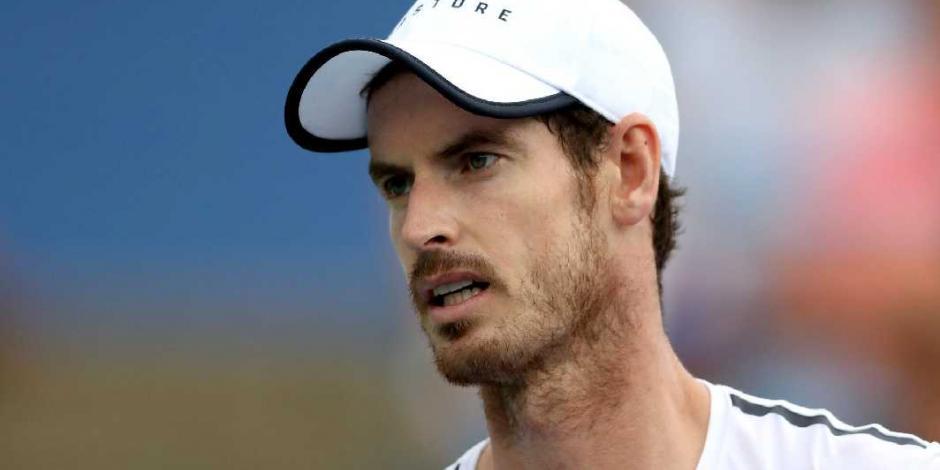 Andy Murray se perderá el primer Grand Slam del año por lesión