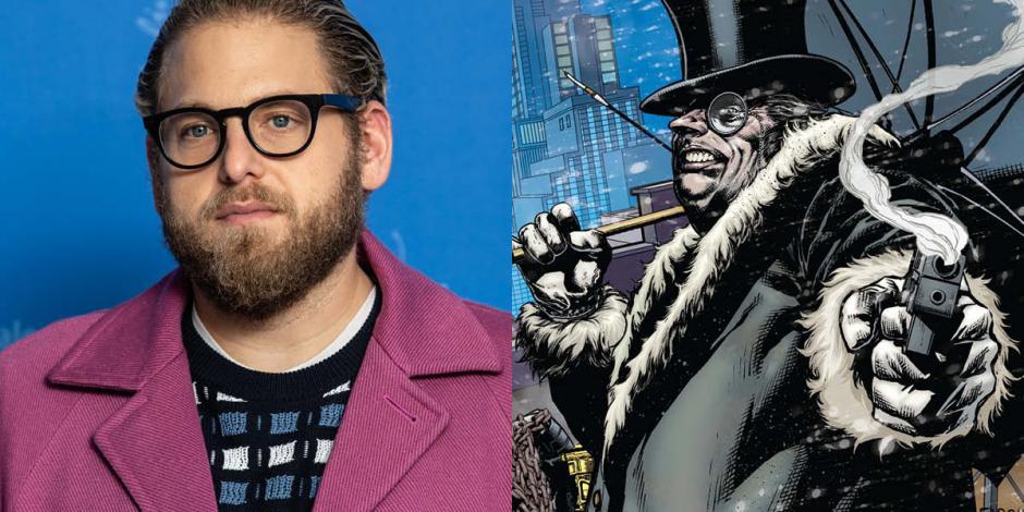 Jonah Hill cerca de ser el villano en la nueva película de Batman