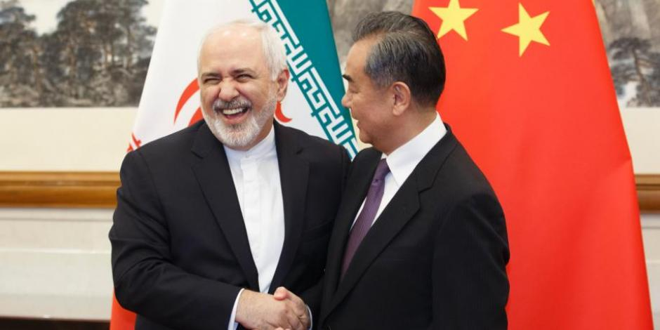 """Responde canciller de Irán a Trump: """"Nunca amenaces a un iraní"""""""