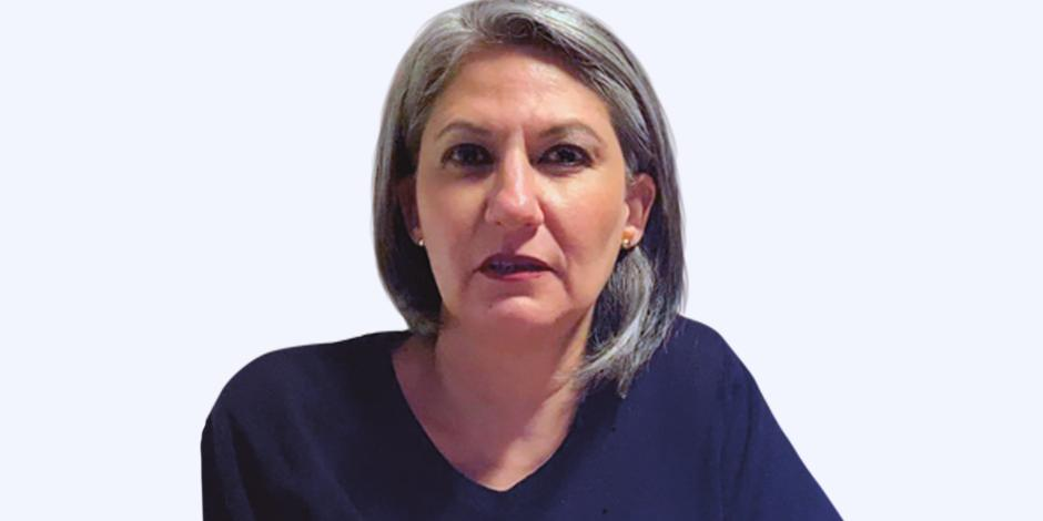 Jacqueline L´Hoist Tapia