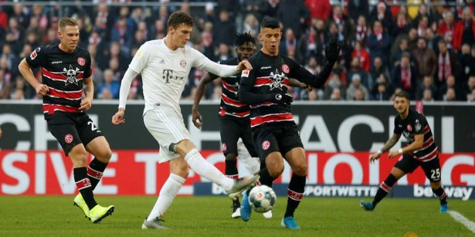 Bayern Múnich vs Düsseldorf, Previa Jornada 29 Bundesliga de Alemania