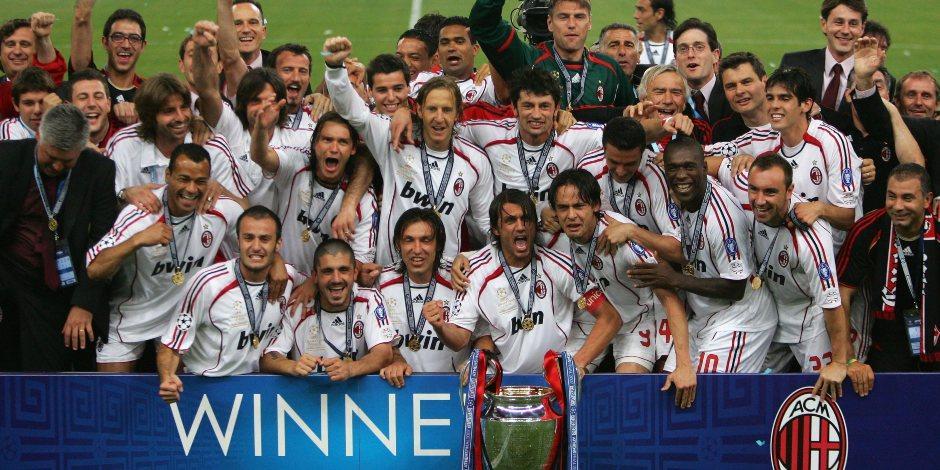 Champions League, Los equipos más ganadores