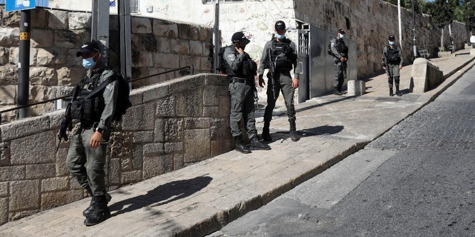 policía de Israel mata a palestino autista desarmado