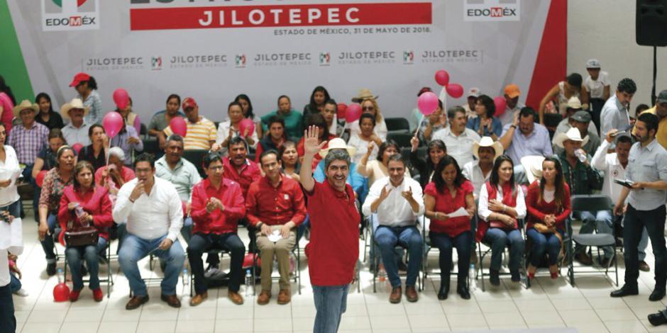 Voto indeciso será para el PRI: Ernesto Nemer