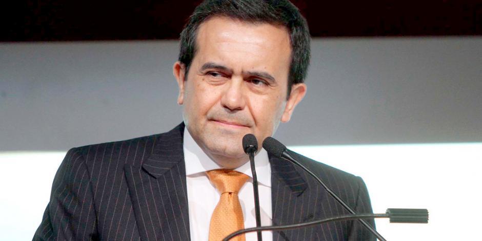 México trabaja para tener un TLCAN trilateral, asegura Ildefonso Guajardo
