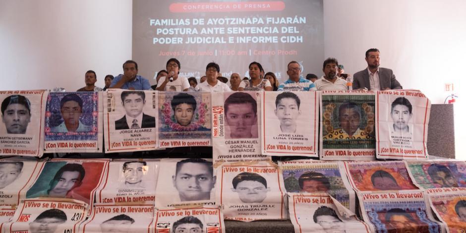Confía CIDH en que próximo gobierno dé a conocer la verdad sobre Ayotzinapa