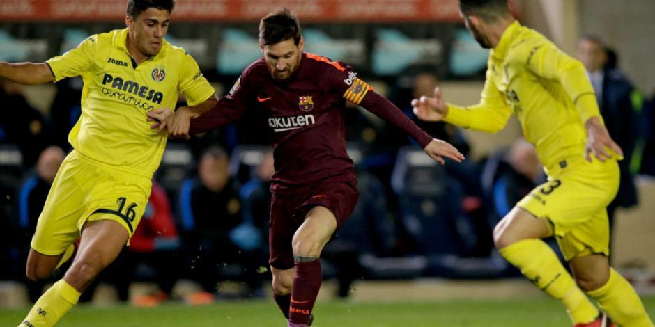 Barça acecha récord de más de 80 años ante Villarreal, que va por UEL