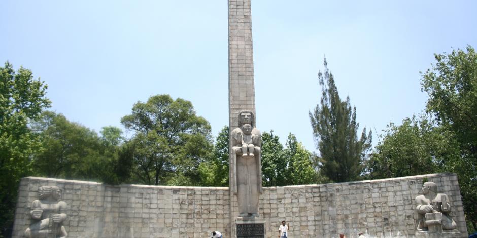 FOTOS: Monumento a la Madre, espacio que resiste temblores, protestas...