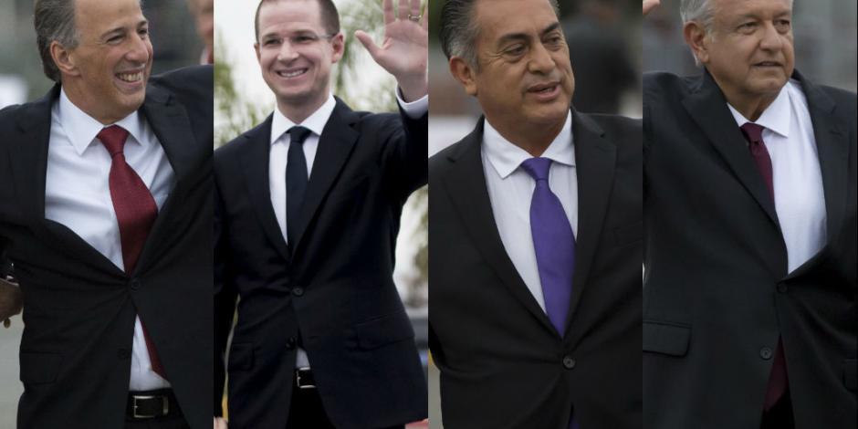 Continúan candidatos campaña en Tijuana, Jalisco y CDMX tras debate
