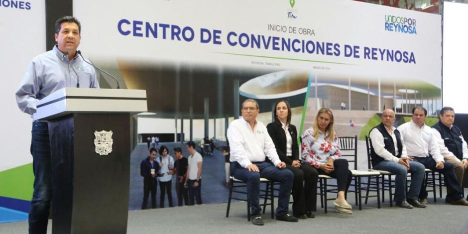 Inicia construcción del Centro de Convenciones más grande de Tamaulipas