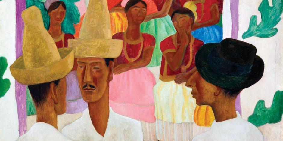 Obras de Rivera, las más caras en Latinoamérica