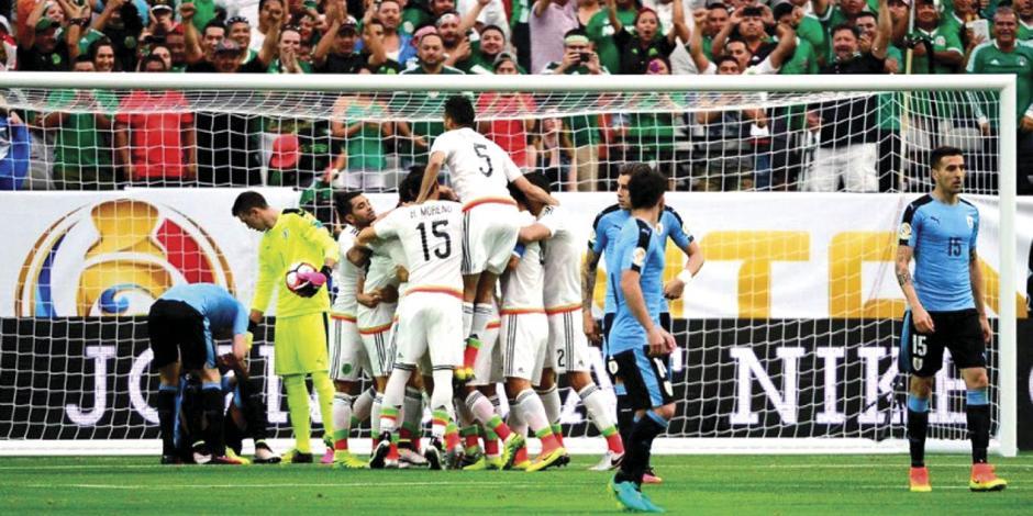 En 20 choques, Tri sólo ha perdido 5 frente a Uruguay