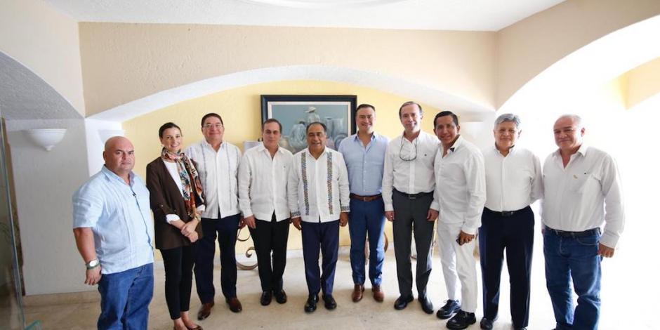 Respaldan empresarios política de desarrollo económico de Astudillo
