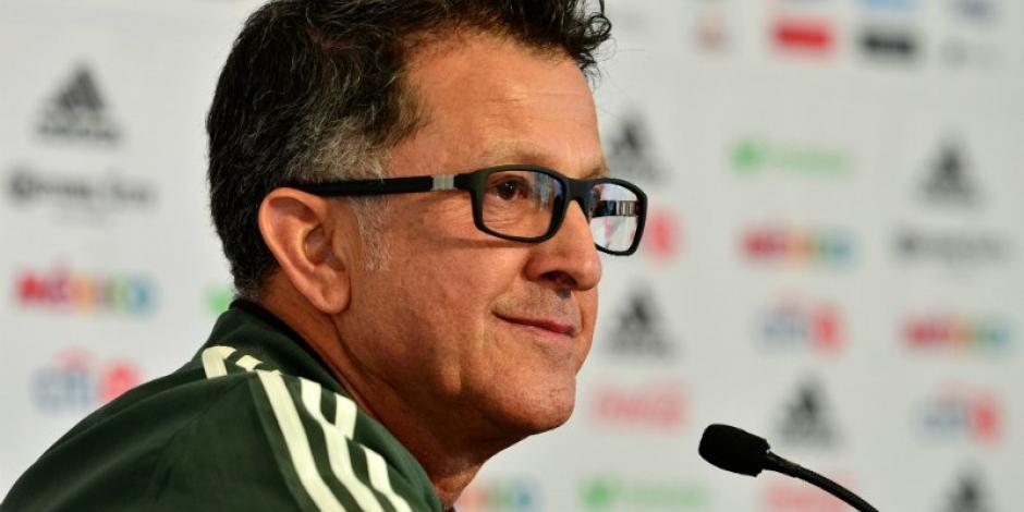 Rechaza Juan Carlos Osorio renovar  contrato con el Tri