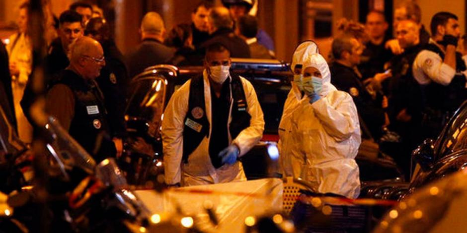 Estado Islámico se adjudica ataque de hombre con cuchillo en París