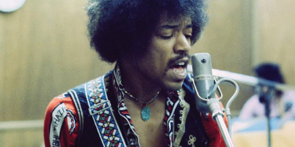 Desempolvan nuevo tesoro y secretos de Jimi Hendrix