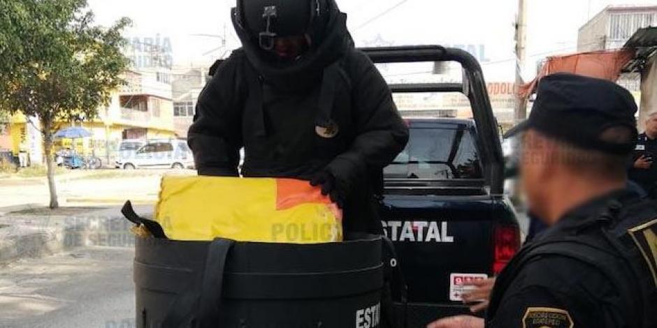 ¡Alerta! Localizan dos bombas más en Walmart de Ecatepec (FOTOS)