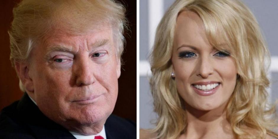Juez ordena a Stormy Daniels indemnizar a Trump con 293 mil dólares