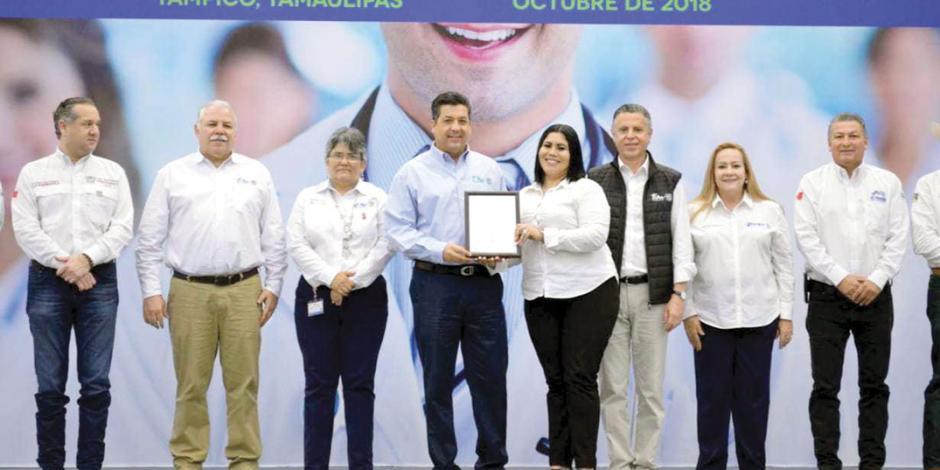 Tamaulipas celebra a médicos