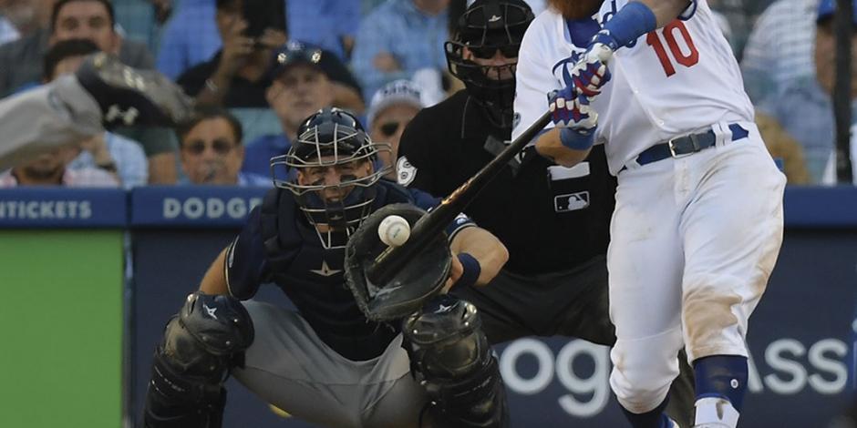 Dodgers se pone a un triunfo de llegar a la Serie Mundial