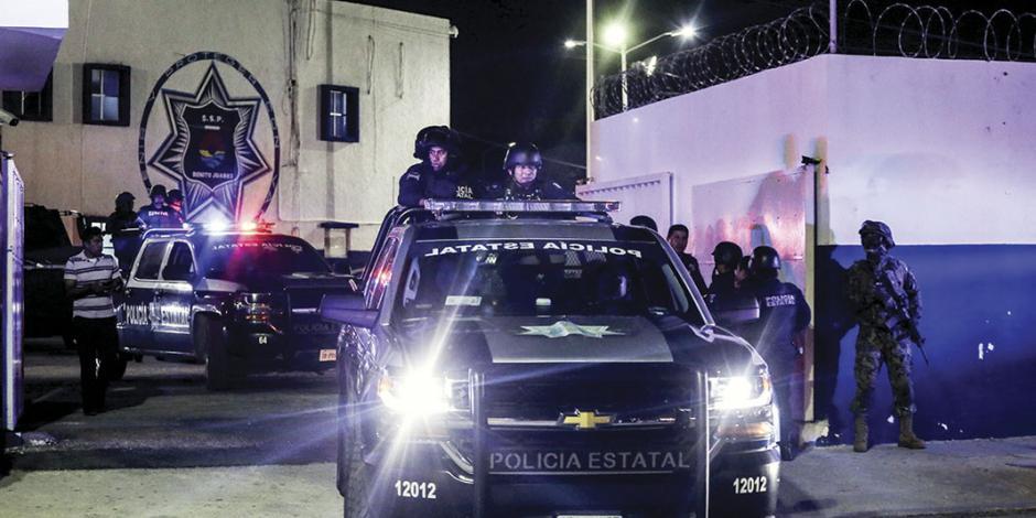 SSP toma control de seguridad en Cancún, Q. Roo