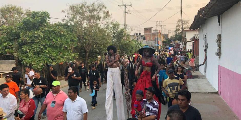 Encuentro Nacional Afromexicano, arranca en la costa chica de Guerrero