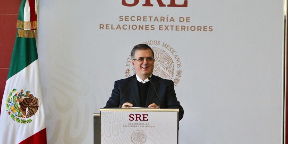 Anuncia Ebrard plan de inversión México-EU para Centroamérica