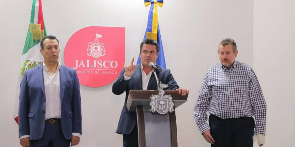 Atentado en mi contra, por pugna entre cárteles, afirma exfiscal de Jalisco