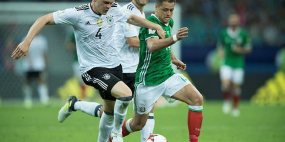 Bierhoff ve en México al rival más complicado