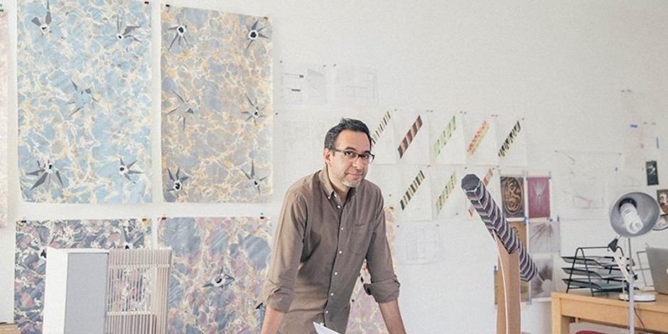 Pablo Vargas Lugo va a la Bienal de Venecia