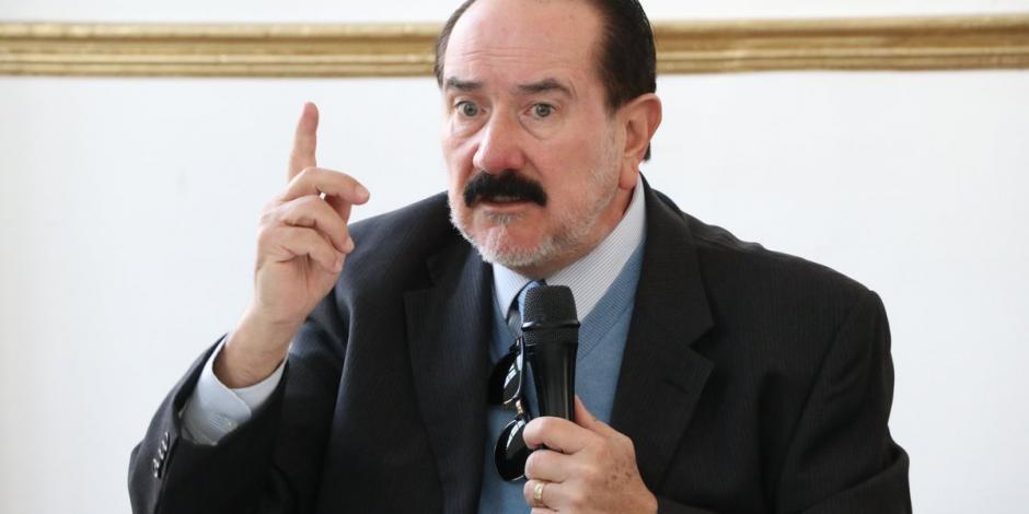 Presenta AMLO a Alberto Montoya, virtual subsecretario de Energía (PERFIL)