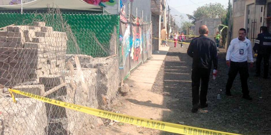 Ejecutan a jefe de la SSP en su casa en Tláhuac