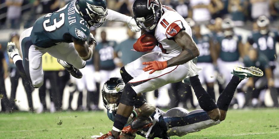 Águilas de Filadelfia arrancan temporada con sufrido triunfo