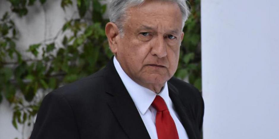 Caso de Javier Duarte, un show, asegura AMLO