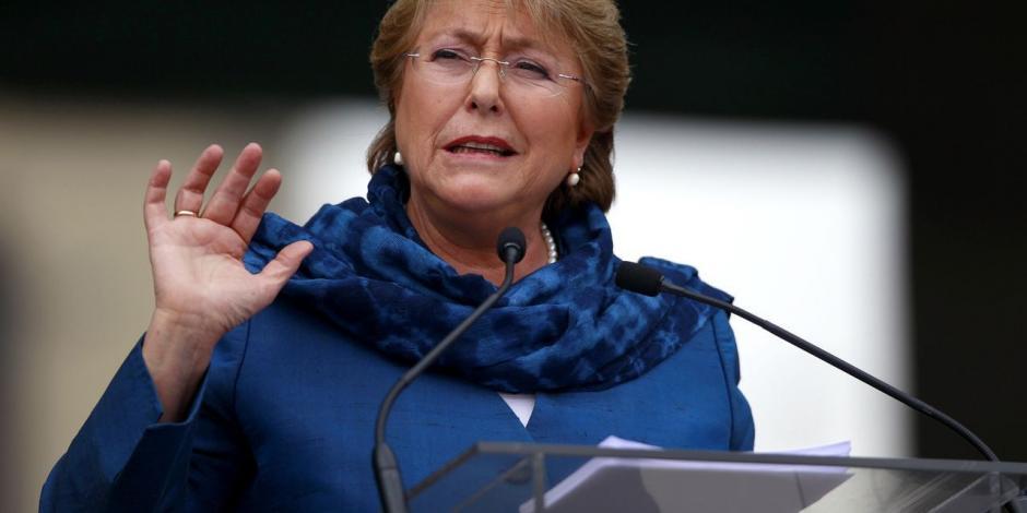 Perfilan a Bachelet como comisionada de ONU para derechos humanos