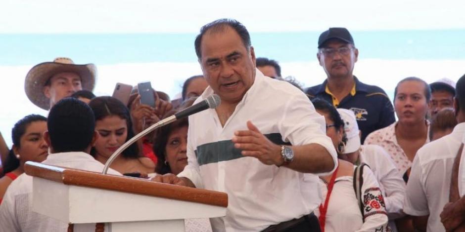 Violencia en foro educativo no impedirá el diálogo, afirma Héctor Astudillo