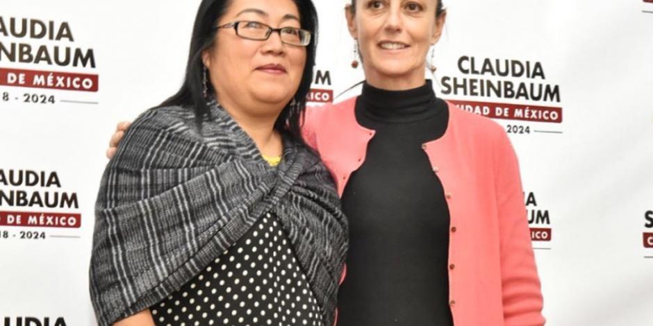 Presentan a Larisa Ortiz como titular de la Secretaría de los Pueblos Indígenas